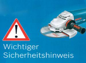 Ditzinger-Sicherheitshinweis-Bosch