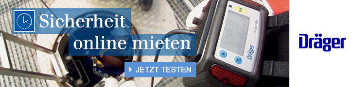 Ditzinger Braunschweig Dräger Sicherheit online mieten, Testen mit Ditzinger