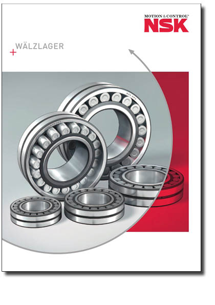 NSK Katalog-Portfolio