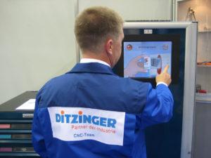 Fachberatung bei Ditzinger Industrie und Handwerk