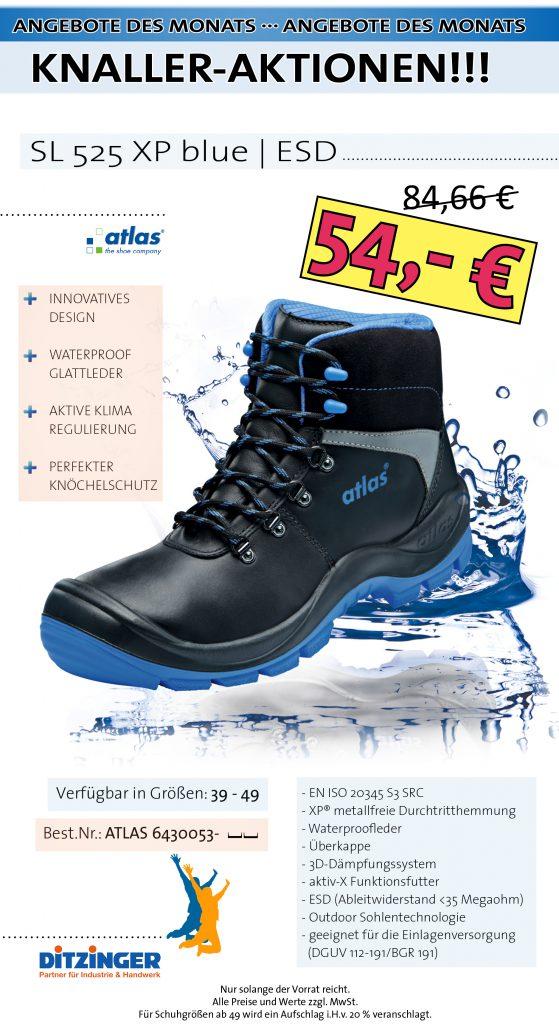 AKTIONS-Angebote von Ditzinger, Schuhe von atlas